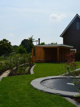Kindvriendelijke tuin in Doetinchem