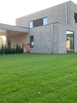 Tuin nieuwbouw woning Doetinchem